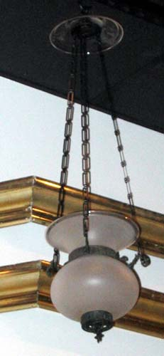 Chandelier, Hall Lantern classical style