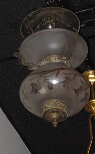 Chandelier, Classical Candle Hall Lantern