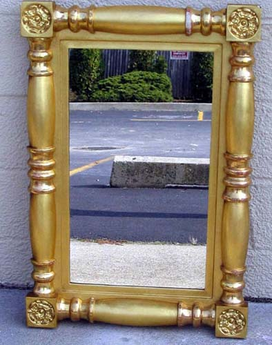 Mirror:Classical Gilt Mirror: