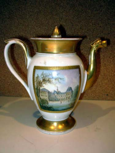 Sevres Old Paris Tea Pot:SOLD