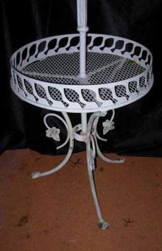 Plant Stand, Vintage Salterini Wrought Iron SOLD