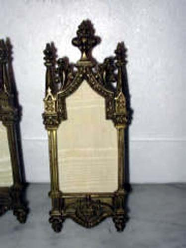 Gothic Revival  Frames, Pr SOLD