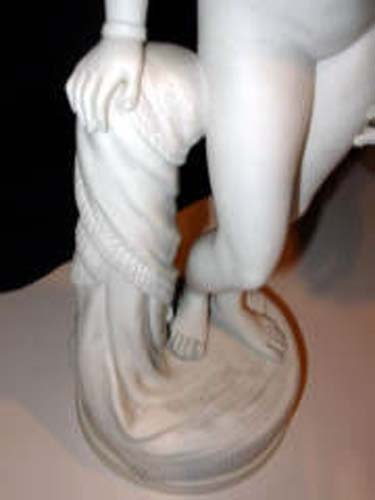 Parian Greek Slave: SOLD
