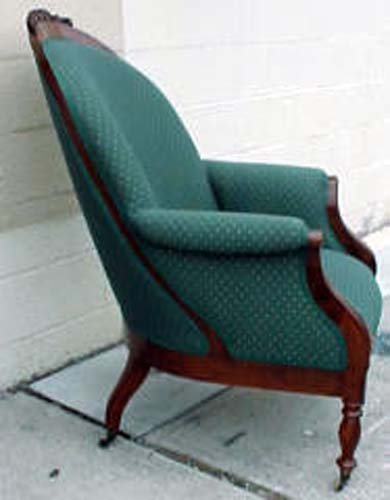 Phyfe, Am. Classical  Armchair SOLD