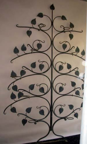Salterini Wrought  Iron Tree