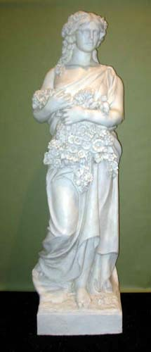 Statue:Vintage Classical Statue