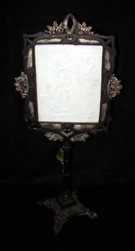 Candle Screen w lithopane