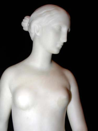 Parian Greek Slave by Minton SOLD