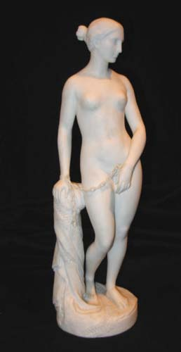 Parian Minton Greek Slave  SOLD