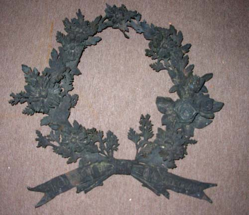 Garden Wreath  SOLD