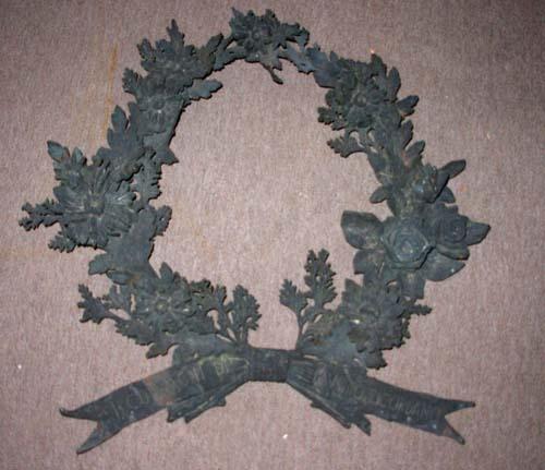 Garden Wreath  SOLD