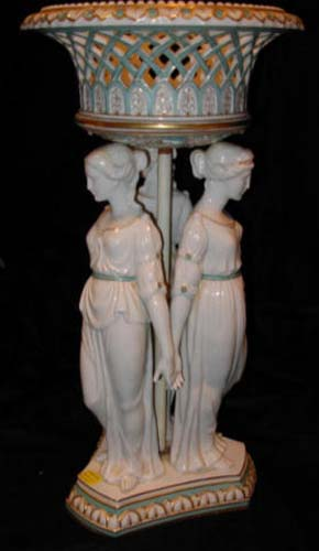 Copeland 3 Graces Compote SOLD
