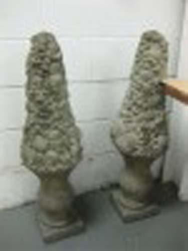Pr Cast Stone Columns