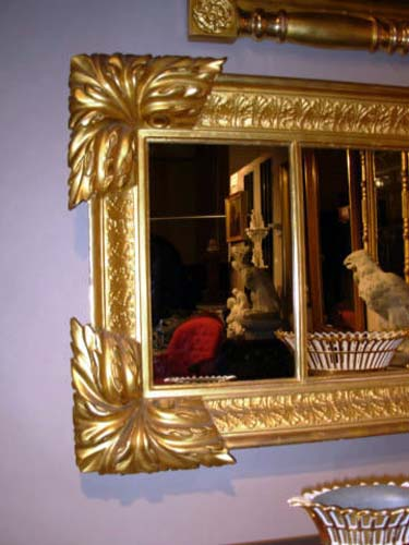 Mirror, American Gilt Classical