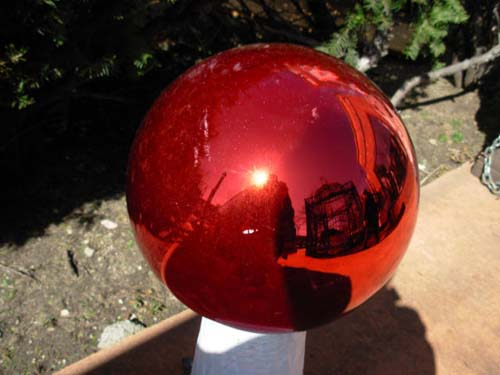 mercury ball