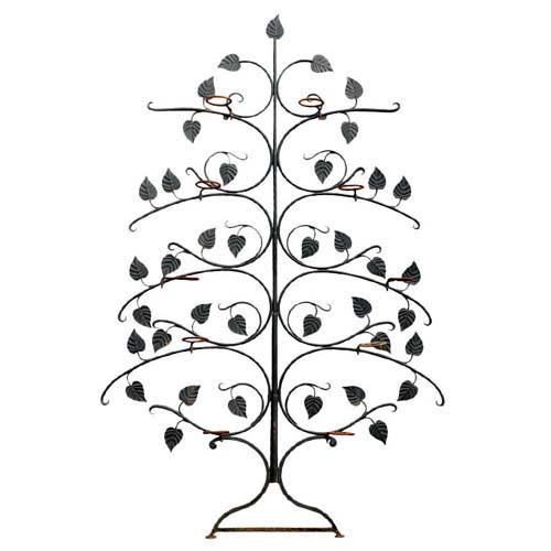 Salterini Wrought  Iron Tree