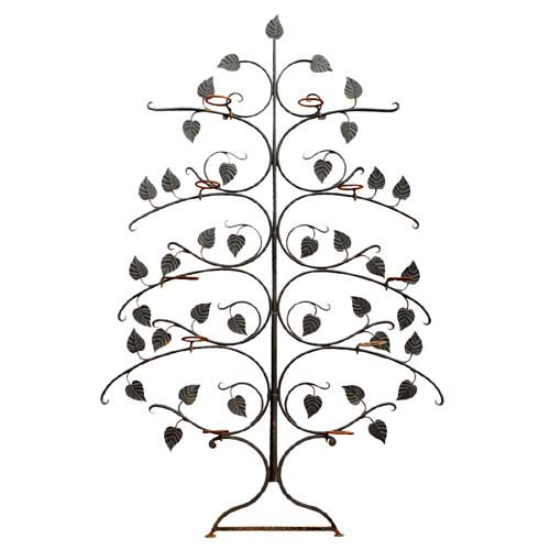 Salterini  Tree Wrought  Iron