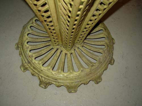 Antique Umbrella Stand, cast iron