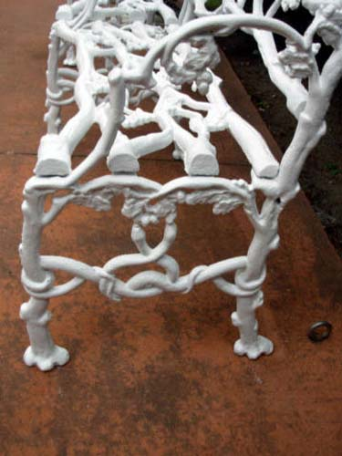 Benches, PrRustic Cast Iron SOLD