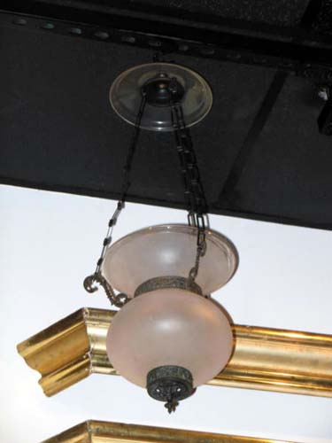 Hall Lantern, Classical Frosted Style