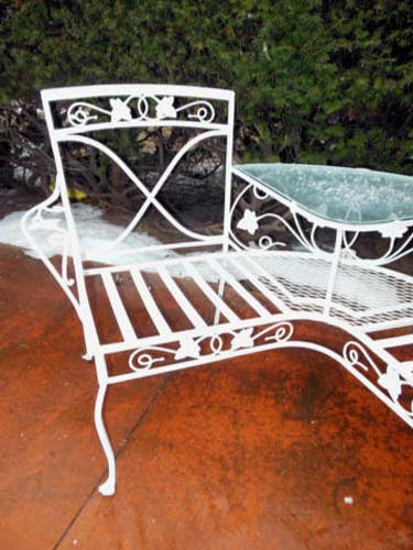 Salterini Tete a Tete [bench] SOLD
