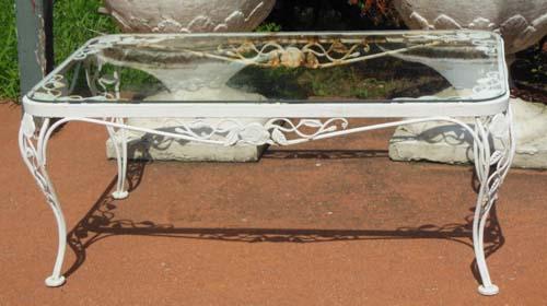 coffee table,Woodard Rose SOLD