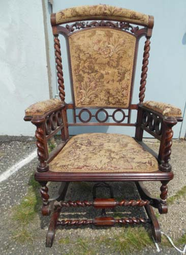 Chair:Hunzinger Platform Rocker