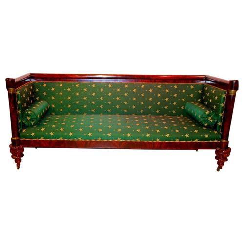 Sofa, Box Sofa, NY Classical