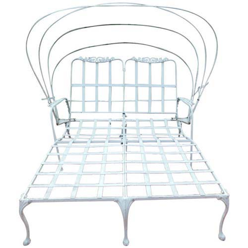 Vintage Double Chaise SOLD