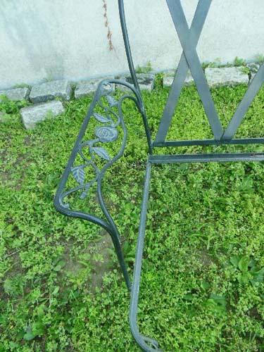 Garden Chair Chantilly Rose Woodard Sold