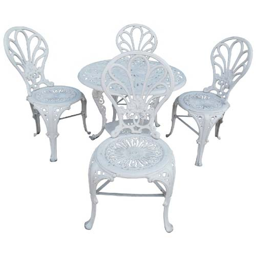 Cast iron Bistro Set SOLD
