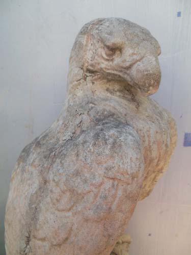 Garden Eagle of Stone