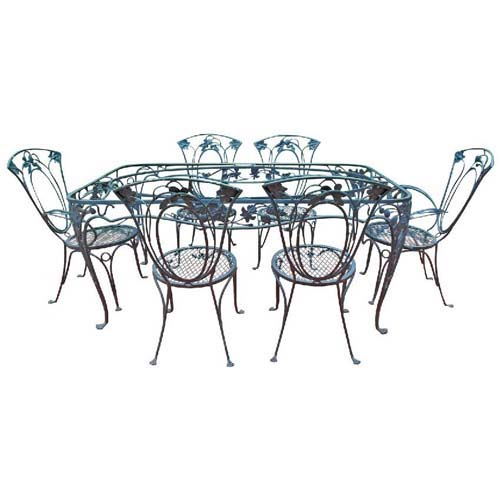 Salterini Dining Set, SOLD