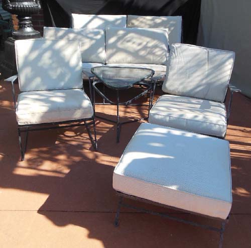 Salterini M.Tempistini  6 PC Patio set SOLD