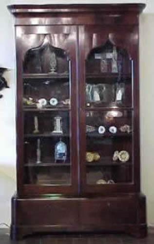 Gothic &Classical Bookcase