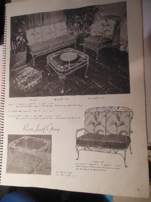Salterini Vintage Sofa