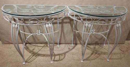 Salterini style pr Console tables