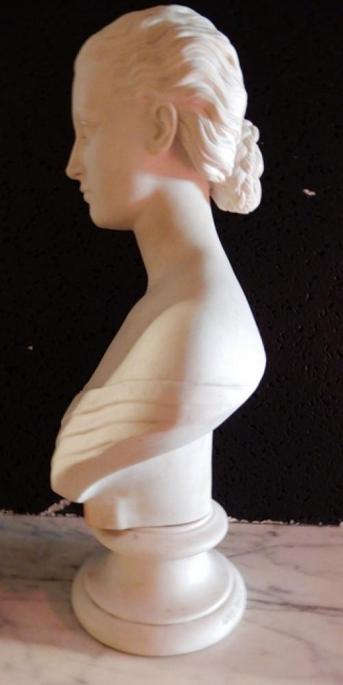 Parian Bust of Princess Alexandra