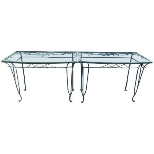 Salterini Pr Garden or Patio consoles