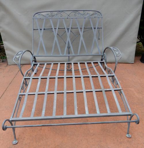 Salterini Double Chaise   SOLD
