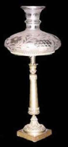 Aesthetic Style Kerosene Floor lamp - SOLD