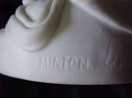 Parian Greek Slave By Minton SOLD