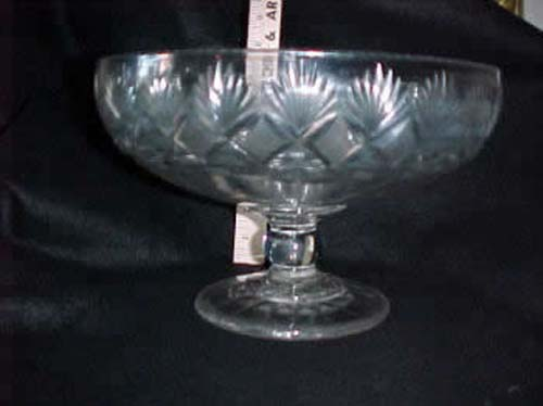 Pittsburgh Glass Compote 1820
