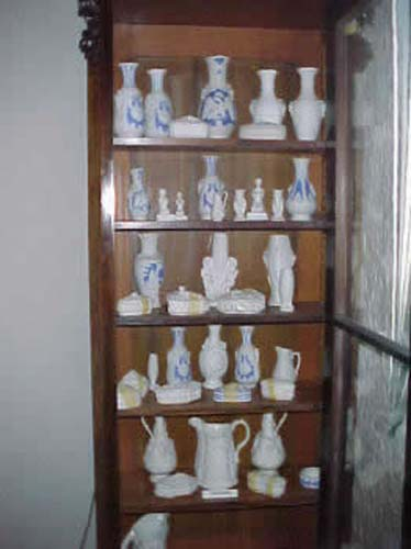 Bennington Parian Vases SOLD
