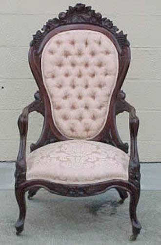 Belter Rosalie Arm Chair Antique SOLD