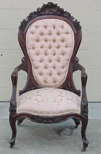 Belter Rosalie Arm Chair Antique
