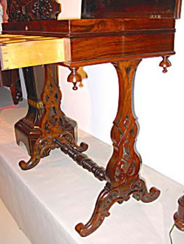 Table, Roux Elizabethan Revival