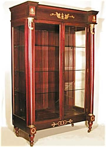 Cabinet: Horner Bronze Mounted