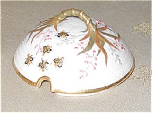 Rare Am  Aesthetic Porcelain  Ott & Brewer. SOLD