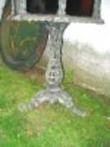 Victorian Cast Iron Fish Tank SOLD